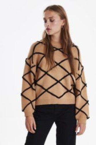Ichi - Filia knit sweater