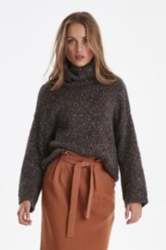 Ichi - Damita rollneck knit sweater
