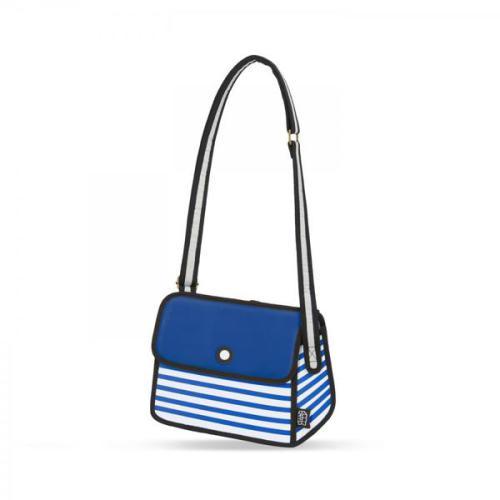 JumpFromPaper Stripe Blue
