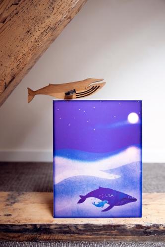 Nachtlamp | diepzee dromen by Atelier Watt
