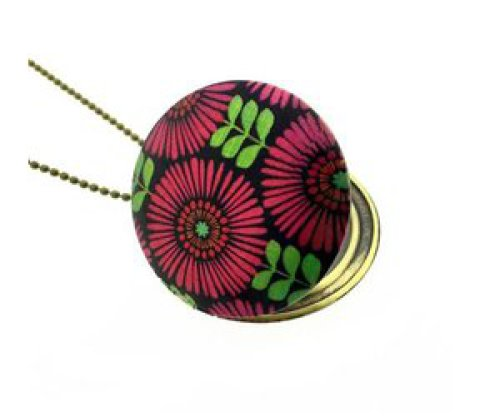 Locket bloem fuchsia