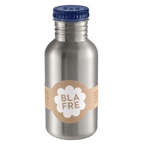 Blafre - drinkfles navy blauw