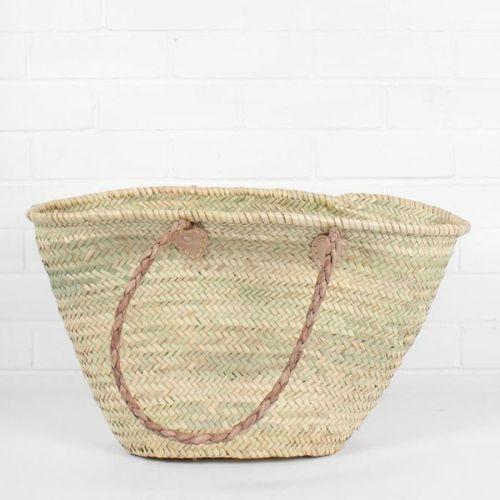 Bohemia - French shopping basket