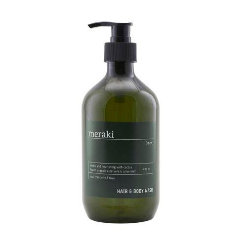 Meraki - Hair- & body zeep voor mannen