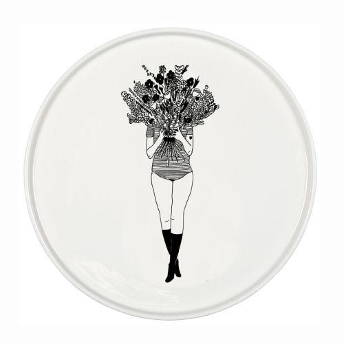 Helen b - schotel porselein - flower girl