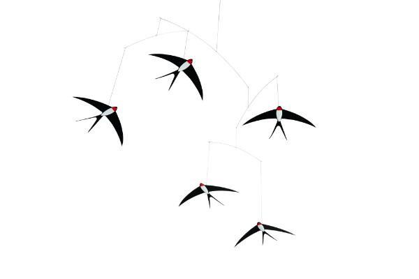Flensted Mobiles Zwaluwen