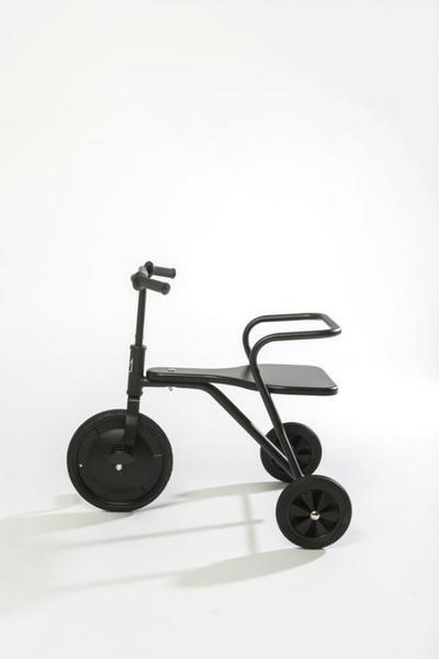Foxrider driewieler zwart