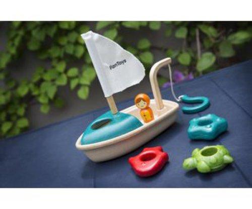 Plan Toys Plan Toys activiteitenboot