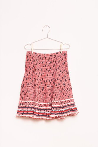 Fish & Kids Dots Skirt