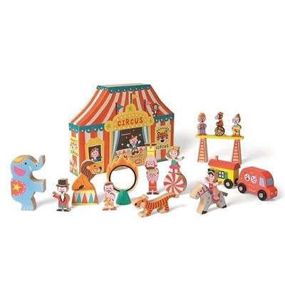 Speelset Circus - Petit Pompier