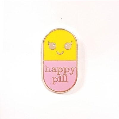 Pin Happy Pill - Petit Pompier