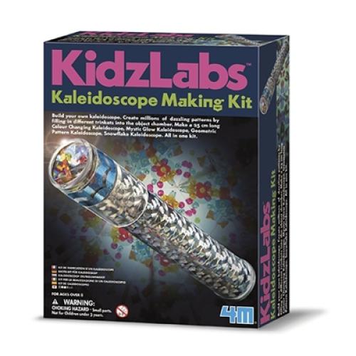 4M Kidzlabs Zelfbouwset Kaleidoscoop
