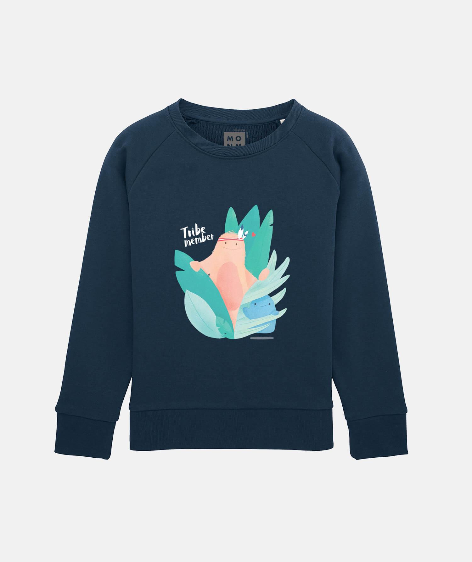 Tribe Member - kids (twinning sweater)