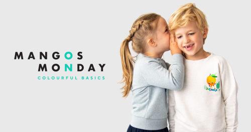 Mangos on Monday - Colourful basics