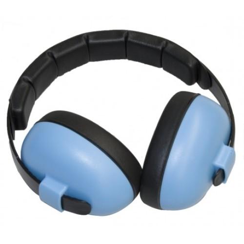 Baby Banz gehoorbescherming baby Blauw