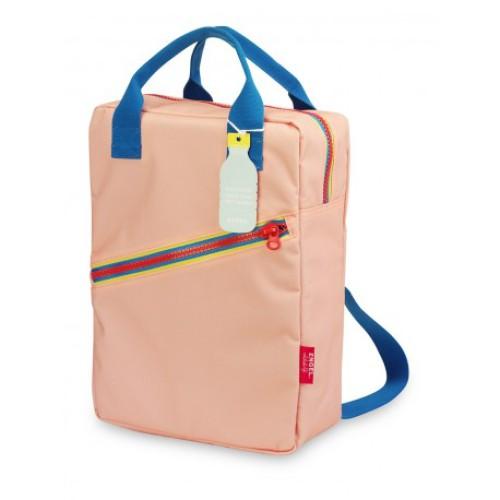 Engel. Rugzak Large | Zipper Pink