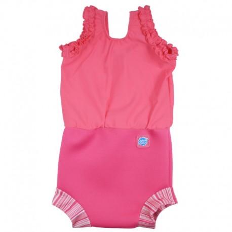 Happy Nappy baby badpak Pink