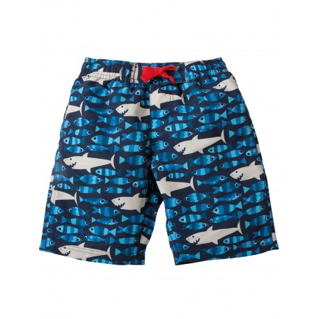Zwemshort met haaien voor kinderen