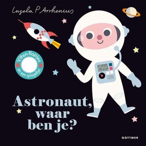 Astronaut,waar ben je? Ingela P Arrhenius vanaf 1,5 jaar - www.kidsdinge.com