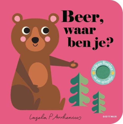Beer,waar ben je? Ingela P Arrhenius vanaf 1,5 jaar - www.kidsdinge.com