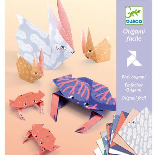 Djeco origami family vanaf 6j - www.kidsdinge.com - Brasschaat