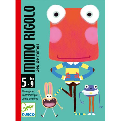 Djeco mimo rigolo mimespel vanaf 5j - www.kidsdinge.com