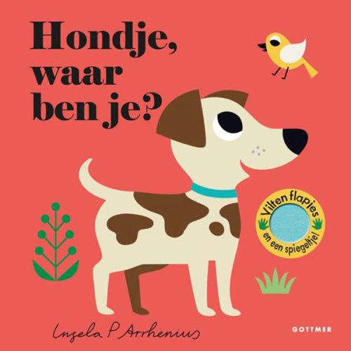 Hondje,waar ben je? Ingela P Arrhenius vanaf 1,5j - www.kidsdinge.com