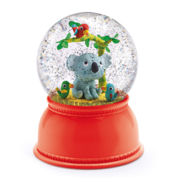 Djeco sneeuwbol lamp koala - Kidsdinge - Cadeautjes voor kids & jezelf