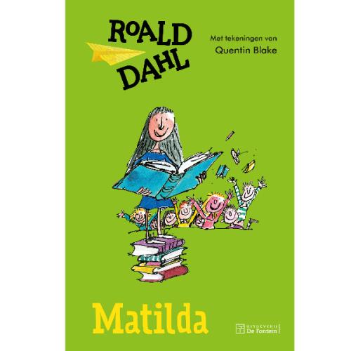 Matilda Roald Dahl - www.kidsdinge.com