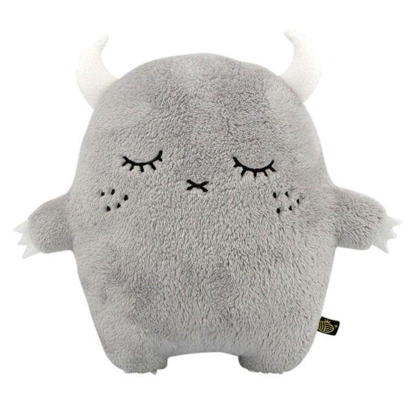 Noodoll Ricepuffy knuffel grijs - Kidsdinge - Cadeautjes voor kids & jezelf