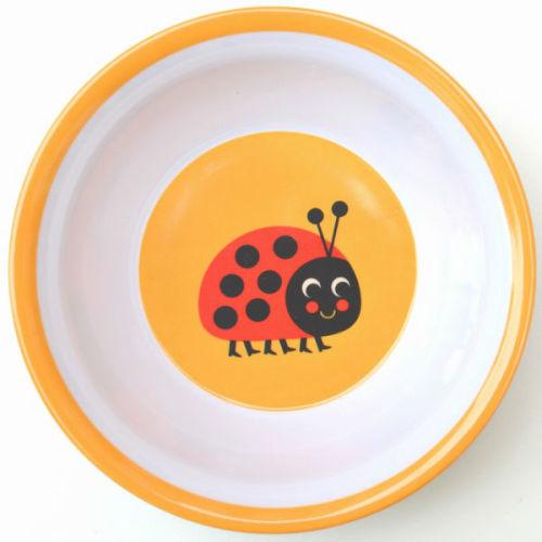 Ingela lieveheers bowl melamine - www.kidsdinge.com - Brasschaat