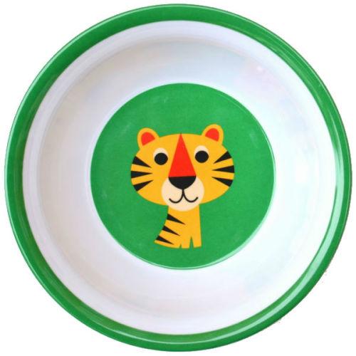 Ingela tijger bowl melamine - www.kidsdinge.com - Brasschaat