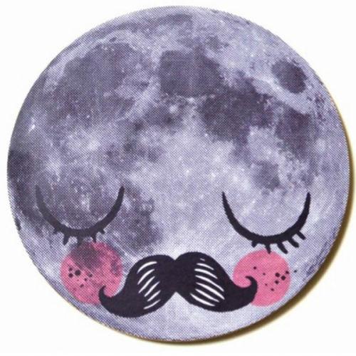 Mister moon onderzetter Martin Krüsche - www.kidsdinge.com - Brasschaat