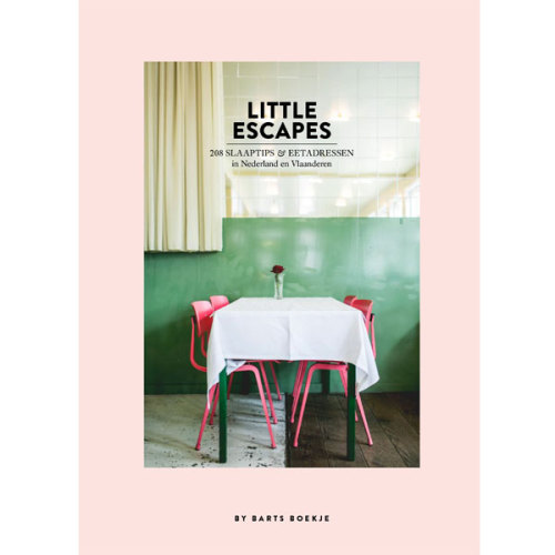 Little Escapes by Barts Boekje - www.kidsdinge.com