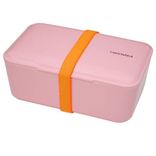 Takenaka bento box lunchbox Candy Pink - www.kidsdinge.com