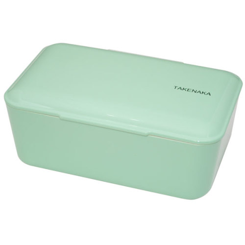 Takenaka bento box lunchbox Peppermint - www.kidsdinge.com