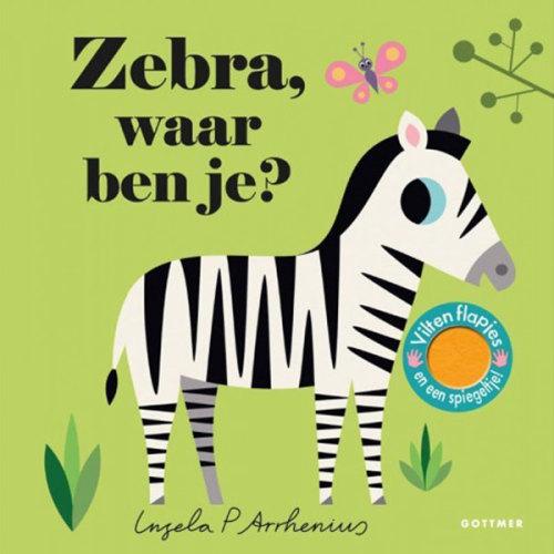 Zebra waar ben je? - www.kidsdinge.com