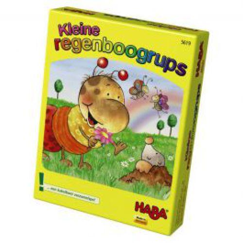 Spel 'Kleine regenboogrups' van Haba