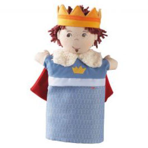 Handpop prins van Haba