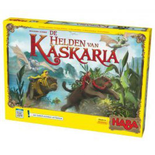 Spel 'De helden van Kaskaria' van Haba
