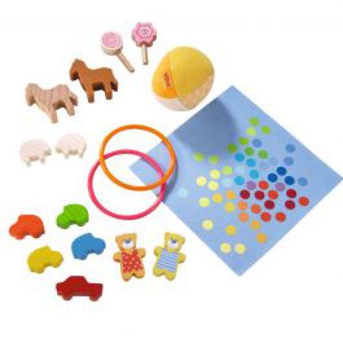 Speelgoed voor poppenhuis Little Friends van Haba