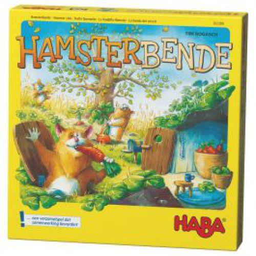Spel 'Hamsterbende' van Haba