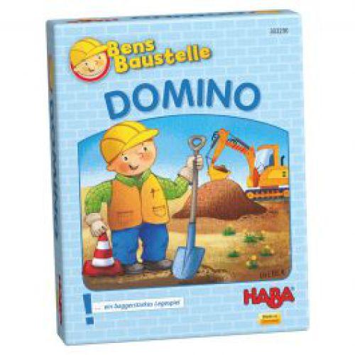 Spel 'Bouwplaats Domino' van Haba