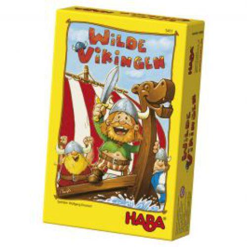 Spel Wilde Vikingen van Haba