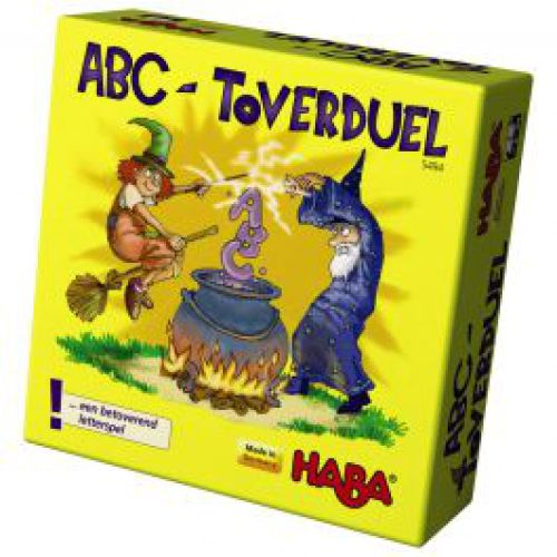 Spel 'ABC-toverduel' van Haba