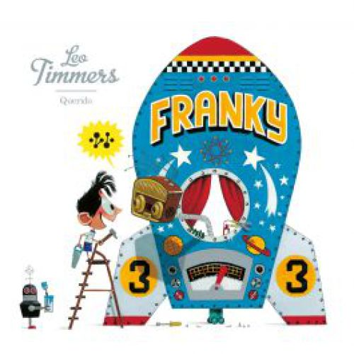 Kleuterboek 'Franky'