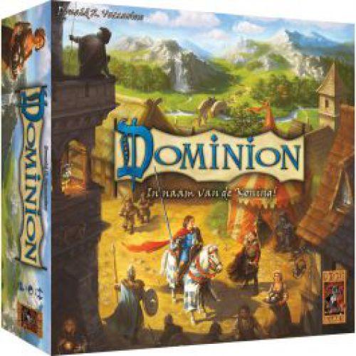 Dominion 'Wie bouwt het mooiste koninkrijk'