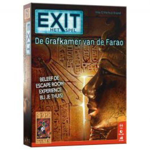Exit 'De grafkamer van de Farao'