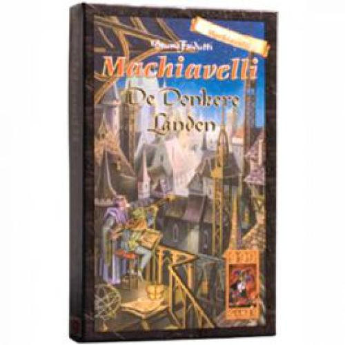 Machiavelli: uitbreiding: 'De donkere landen'