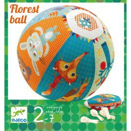 Ballonbal 'bos'